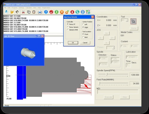 Cnc Software Solution Cnc Lathe Simulation Software It