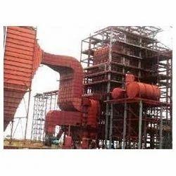 Boiler ESP Erection Service