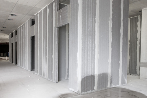 Concrete Partition Wall Partition Wall Jalundra Mota