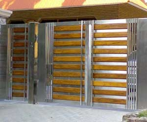 Stainless Steel Gates S S Gate Manufacturer From Ahmedabad