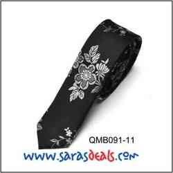 QMB091-11 - Mens Tie (Micro Fibre)