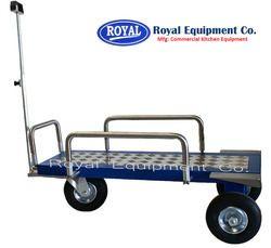 Three Wheels Trolley