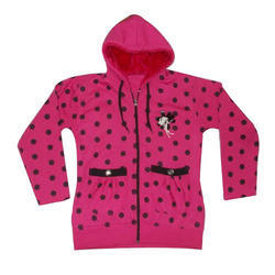 Girls Sweatshirts - Girls Sweatshirt Manufacturer from Ludhiana