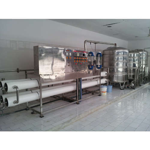 Automatic Washing Filling And Capping Machine