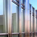 Aluminum Curtain Wall, For Residential & Commercial