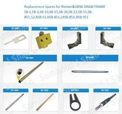 Draw Frame Machine Parts