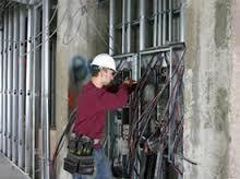 Commercial Wiring Service