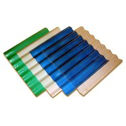 FRP Polycarbonate Sheet