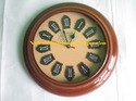 Multicolor Antique Clock
