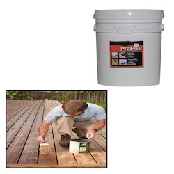 Waterproof Primers for Wood