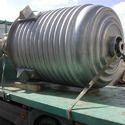 Spiral PP Chemical Reaction Vessel