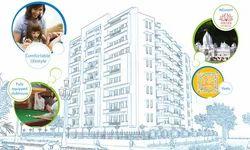 Shri Gordhan Heights 1, 2, 3 BHK Apartments Project