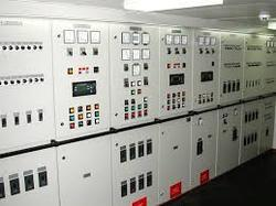 Control Panel Erection Service