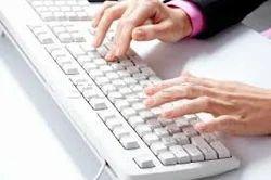 Typing Work English / Hindi