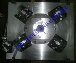 Vmc Hydraulic Clamping Fixture
