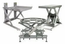 Stainless Steel Scissor Lift Tables