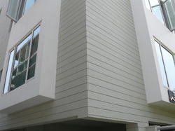 Fiber Cement Boards And Planks