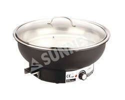Round Electric Chaffer