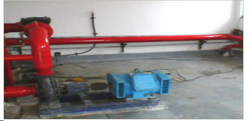 Fire Hydrant System for Turnkey Project Work