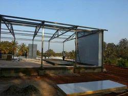 Steel Svarn Prefabricated Industrial Building Structure
