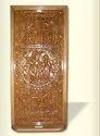 Wooden Door (carved Radha Krishna)