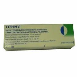 Typhim VI Typhoid Vaccine