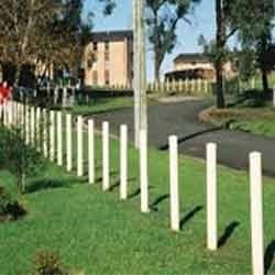 CEMENT CONCRETE Fencing Pole