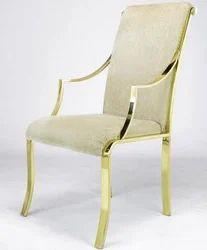 Brass Chair