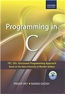 Programming in C (Structured Programming Approach)
