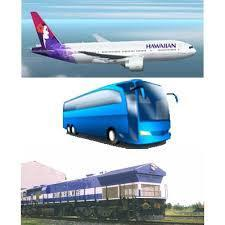 Railway And Air Reservation