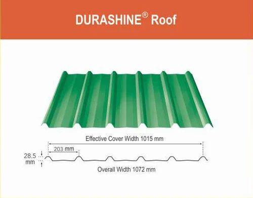 Roof And Wall Sheets Shreenathji Enterprise Authorized