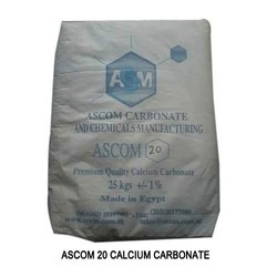 ASCOM 20 Calcium Carbonate