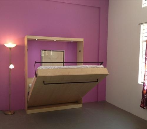 Bed Attached To Wall bed attached to wall - home design