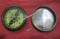 Antique Poem Compass