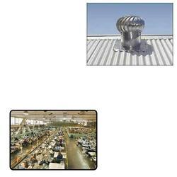 Roof Ventilator for Textile Industry