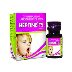 Cyproheptadine HCl Pediatric Drops