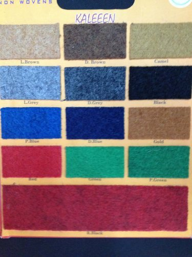 Machine Made Non Woven Carpets Manufacturer From New Delhi