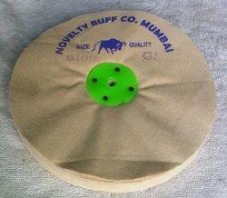 Loose Fold Cotton Buff