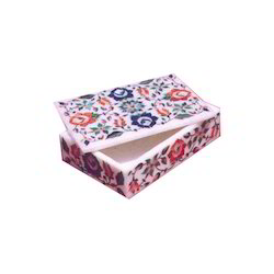 Square Vanity Box
