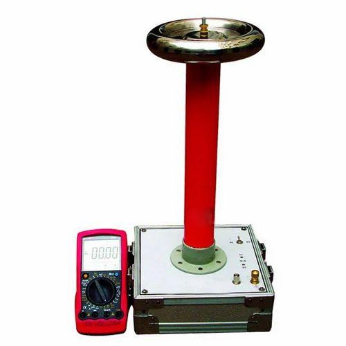 high voltage voltage divider