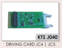 Staubli Jacquard Driving Card JC4,JC5