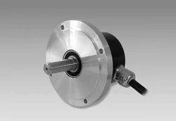 Incremental Encoder ITD21-B10Y2-Euro-Flange