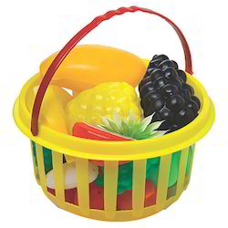 Kitchen Toys Basket