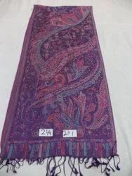 Pure Silk Jamawar Muffler