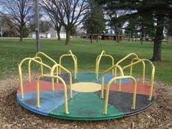 Kids Play Area With Swings, Slides, Merry Go Round Services