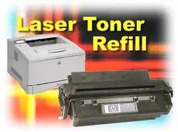 hp, canon Black Copier Toner Refilling, For Laser Printer