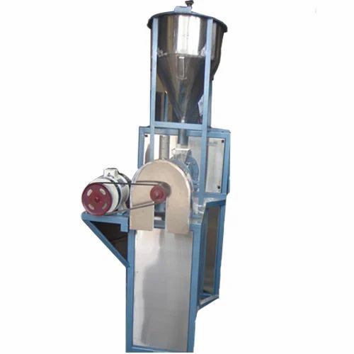 Soya Nugget Extruder, Food Grains & Nut Processing Machine