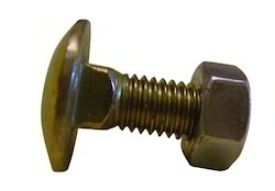 Cup Head Bolt and Nuts