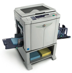 Black & White RISO Duplicator Machine, Supported Paper Size: A3, Model Name/Number: CV3230