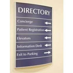 Directory Signage